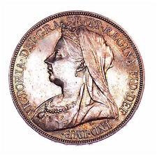 Victoria Crown Coins