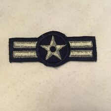 Vintage Air Force Airman First Class Stripes and Star FLAT - Not Chevron Rank