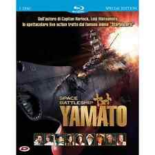 Space Battleship Yamato (Special Edition) (Blu-Ray+Dvd Extra)
