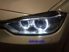Scheinwerferblenden Carbon Karbon böser Blick passend für BMW F30 F31 3er
