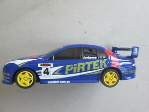 Scalextric Ford Falcon 4 Pirtek AU Ambrose slot car for your track runs well 46a