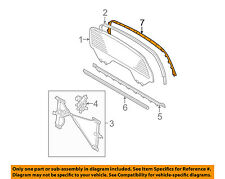 TOYOTA OEM 07-16 Tundra Rear Window Glass-Reveal Molding 755730C020