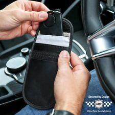 Disklok Security 14cm Faraday Car Key Signal Block RFID Anti-Theft Pouch Wallet