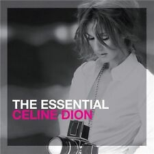 CELINE DION: THE ESSENTIAL 36 TRACK 2x CD THE VERY BEST OF / GREATEST HITS NEW