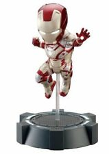 EA-005 Egg Attack Iron Man 3 Mark XLII 42 Light Up Figure 18cm BK28385 US Seller