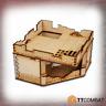 TTCombat BNIB Part-Built Corner Store TTSCW-SOV-091