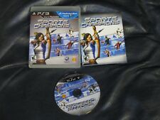 PS3 Sports Champions Game