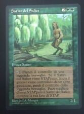 MTG magic Italian *WILLOW SATYR / SATIRO DEL SALICE* Legends Green Rare