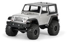 Carrozzeria ProLine 2009 Jeep Wrangler Rubicon Clear Body 3322-00 scaler crawler