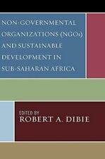 Non-Governmental Organizations (NGOs) and Sustainable Development in Sub-