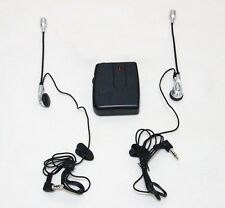 Rider to Rider/passenger Two Way Radio  Intercom System for Motorcycle Atv ect