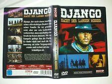 DVD SAMMLERSTÜCK  WESTERN  KINOFASSUNG  DJANGO  NACHT DER LANGEN MESSER  UNCUT