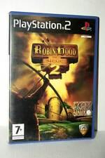 ROBIN HOOD THE SIEGE 2 GIOCO USATO PS2 VERSIONE ITALIANA GD1 45864