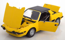 Minichamps 1974 Fiat X1/9 Yellow with Openings! LE 504pcs 1:18*New*SO HOT! WHEW!