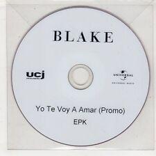 (GW667) Blake, Yo Te Voy A Amar - DVD