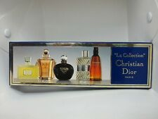 Christian Dior  SET La Collection  Perfume Parfum -  EB40