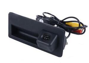 Car Rear View Camera Trunk Handle For Audi  S4 A5 S5 Q3 Q5 A6 A7 A6L A8L S6 S7