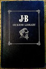 J & B DICKENS LIBRARY-CHARLES DICKENS-DAVID COPPERFIELD-COPYRIGHT-1965-HARDBACK