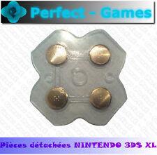 pastilles touches boutons direction electro button D-pad set nintendo 3DS XL LL