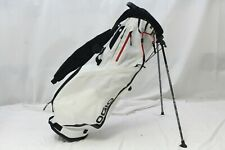 New Ogio Shadow Fuse 304 4-Way 2019 Stand Carry Golf Bag - White