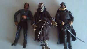 """PALISADES Army of Darkness  4"""" Action Figure 3 Figures Pit Witch"""
