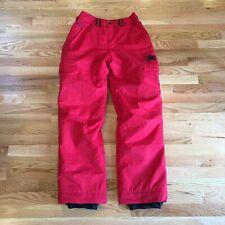 Bonfire Dry Level 1 10k Waterproof Ski/Snowboard Pants Womens XL