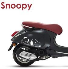 ADESIVO STICKERS PER MOTO VESPA DECAL SNOOPY RIPOSINO CARTOON FUMETTO a0155
