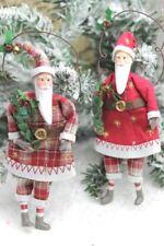 Decorazioni Natale in tessuto per feste e party
