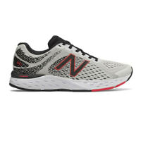 New Balance Mens 680v6 Running Shoes Trainers Sneakers - White Sports Breathable