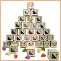 Duftwachs Dreiecke | Aroma Wachs Duftkerze Schmelzwachs | 30 Düfte zur Auswahl