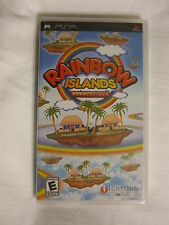 Rainbow Islands Evolution (PlayStation Portable, PSP) Brand New Sealed~