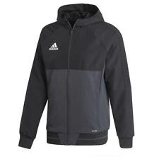 adidas Tiro 17 Presentation Jacket Black/dark Grey/white L