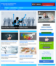 Affiliate Marketing Website Business For Sale Work From Home Internet Business
