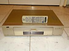 JVC hr-s9700 High-End S-VHS VIDEOREGISTRATORE et con telecomando, 2 ANNI GARANZIA