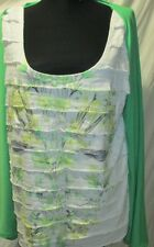 NEW style lady shat blouse  material size 14 = bust 44