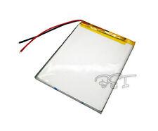 Li-polymer Rechargeable Battery Li-Po PCM 3.7V 3000 mAh 407090 for Tablet PC