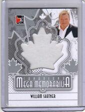 WILLIAM SHATNER /11 ITG Canadiana Mega Memorabilia *WORN* Shirt Star Trek Actor