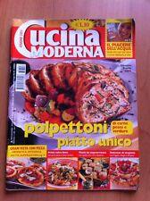 Rivista CUCINA MODERNA  N. 6 Giugno 2003 Ricette con foto