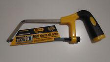 Mini sierra de arco para metales plasticos madera manualidades