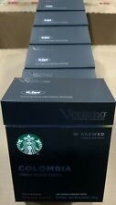 Starbucks Medium Roast Verismo Coffee Pods Colombia Blend 72 Count BB 4/2021