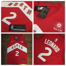 Kawhi Leonard Jersey - New - S, M, L, XL - Pick the colour and size you want