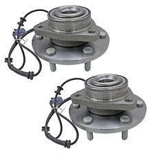 2 Wheel Bearing & Hub Front for INFINITY QX56 Nissan Titan Armada Pathfinder