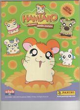 ALBUM PANINI HAMTARO NEUF, VIDE, SANS AUTOCOLLLANTS 2003