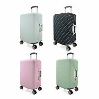 "20""- 22"" Bag Dustproof Case Elastic Silky Luggage Suitcase Cover Protective"
