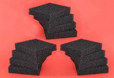 Juwel Standard compatible 12 Carbon Sponge Filter Pads - Bioflow 6.0 / Bioflow L