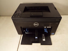 Dell C1760NW Color Laser Printer - 16K Page Count - Output Not Perfect - Read