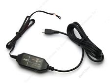 12v to 5v hard wire Cable Adapter Micro USB For b1w 0805 0806 0906 Car Dash Cam