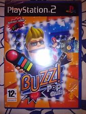 * - BUZZ POP QUIZ - ITALIANO - PLAYSTATION 2 (PS2)