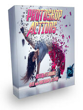 Professional Photoshop Actions - Over 1000 Actions - Instant Download