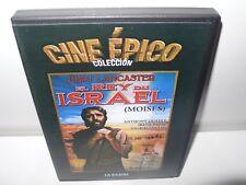 el rey de israel - lancaster - biblica - dvd